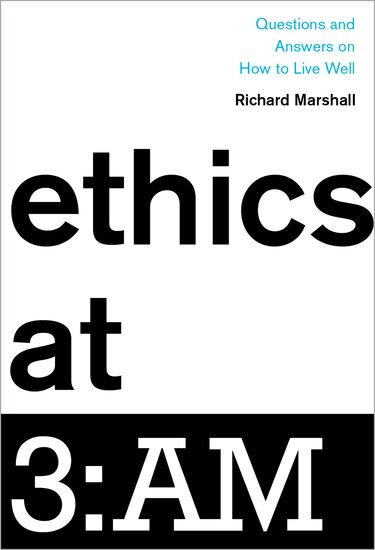 Ethics at 3:AM the state i am in
