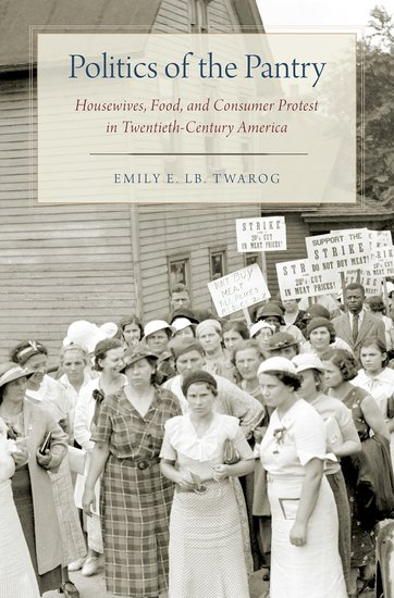 Politics of the Pantry american politics–the promise of disharmony
