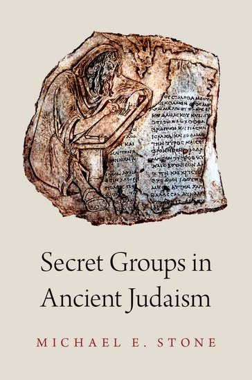 Secret Groups in Ancient Judaism judaism for dummies