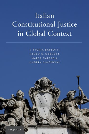Italian Constitutional Justice in Global Context administrative justice in context