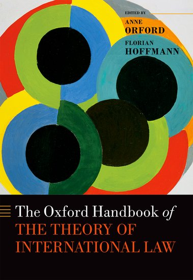 The Oxford Handbook of the Theory of International Law handbook of online pedagogy