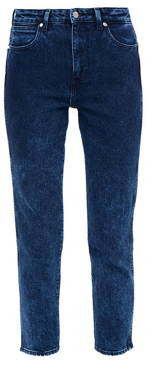 Джинсы женские Wrangler Retro Slim, цвет: синий. W239HM18A. Размер 32-32 (48-32) футболка классическая printio arizona coyotes