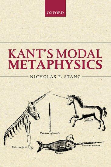 Kant's Modal Metaphysics