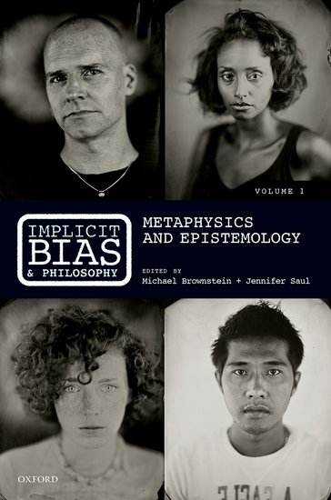 Implicit Bias and Philosophy, Volume 1 купить