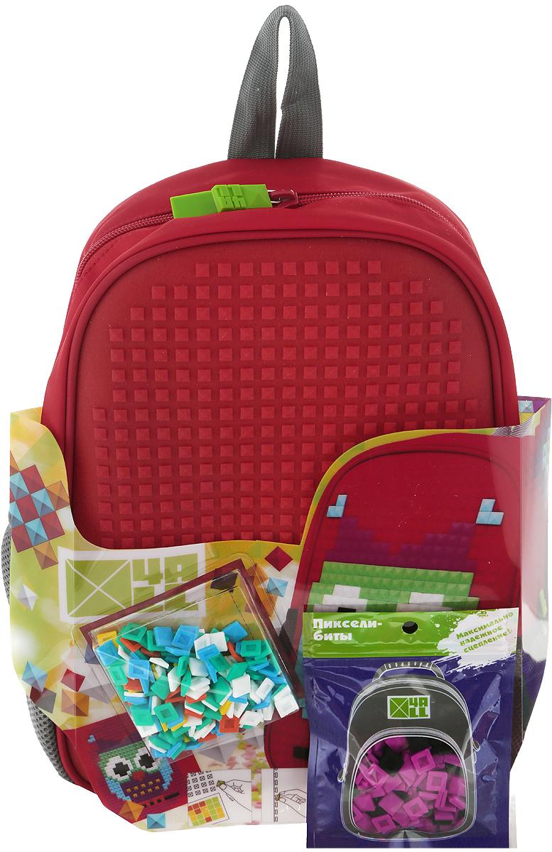 4ALL Рюкзак дошкольный Case Mini цвет красный new mini computer case industrial computer case htpc hd host computer case d525 d2700 motherboard