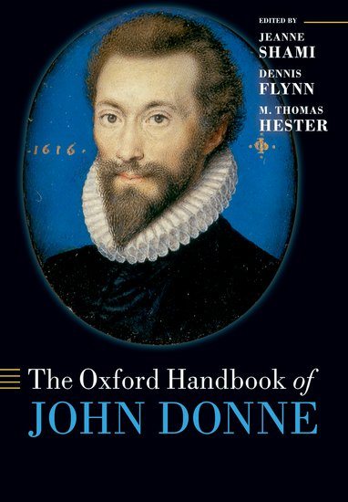 The Oxford Handbook of John Donne samuel richardson clarissa or the history of a young lady vol 8