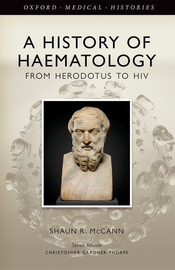 A History of Haematology brown marvelle haematology nursing