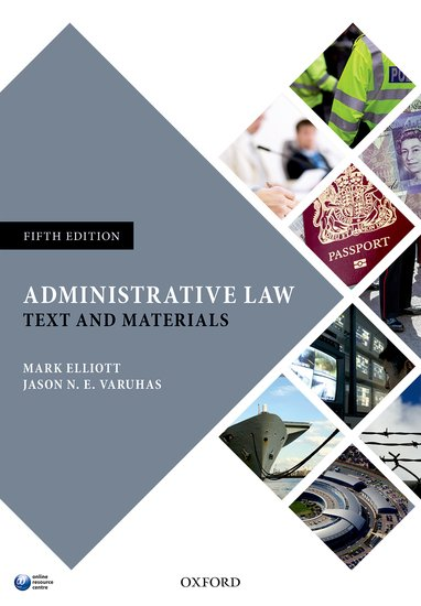 Administrative Law cases materials and text on consumer law