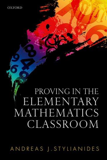 Proving in the Elementary Mathematics Classroom cushman proving