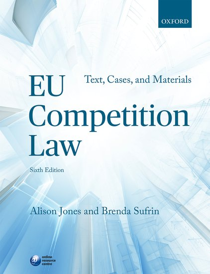 EU Competition Law cases materials and text on consumer law