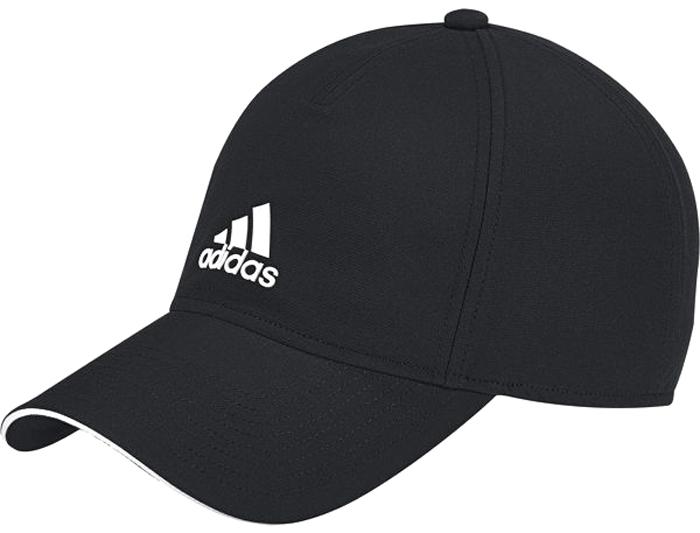 Бейсболка adidas C40 5P Clmlt CA, цвет: черный. CG1781. Размер OSFW (54/56)CG1781Эта бейсболка от adidas оснащена технологией Sweatband, которая не пропускает влагу, чтобы помочь сохранить сухую бровь и дает дополнительную защиту от ультрафиолетового излучения. Регулируемая застежка позволяет полностью подстраиваться под вас.
