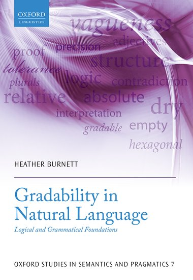 Gradability in Natural Language linguistic variation in a multilingual setting