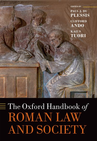 The Oxford Handbook of Roman Law and Society the oxford handbook of secularism