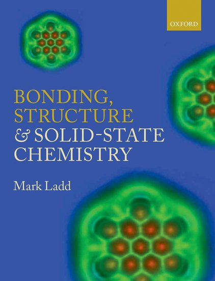 Bonding, Structure and Solid-State Chemistry н а степанова практический курс английского языка для студентов химиков about the foundations of chemistry a practical course of english for the first year chemistry students