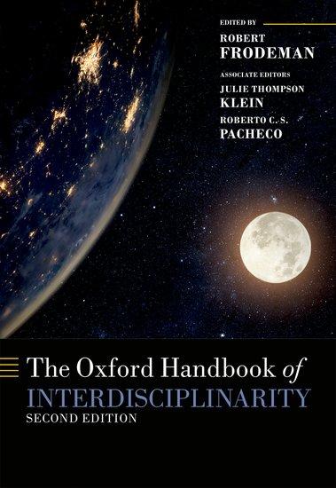 The Oxford Handbook of Interdisciplinarity compendium