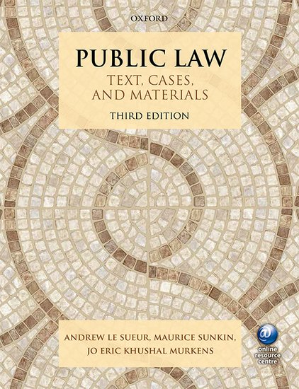 Public Law the law of life and death