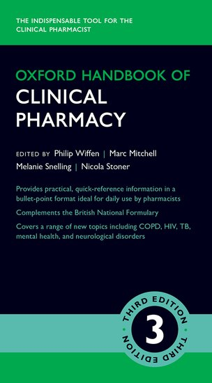 Oxford Handbook of Clinical Pharmacy цена и фото