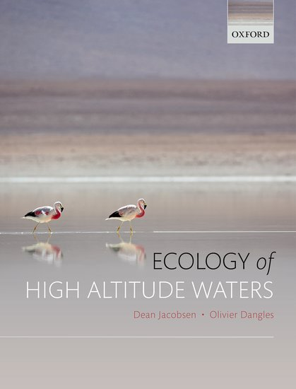 Ecology of High Altitude Waters.