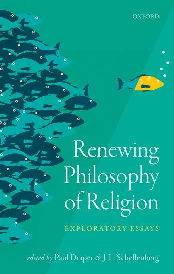 Renewing Philosophy of Religion