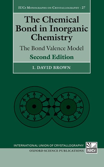 The Chemical Bond in Inorganic Chemistry chemistry and biology of heparin and heparan sulfate