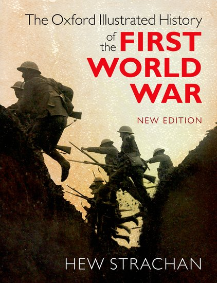 The Oxford Illustrated History of the First World War paterson every front – the making of the cold war