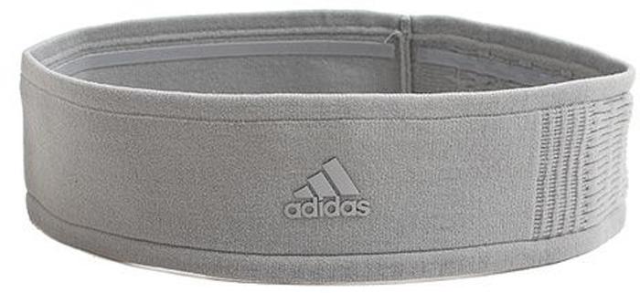 Повязка на голову женская Adidas Engineer Headba, цвет: серый. CG2322. Размер OSFW (54/56)CG2322Спортивная повязка на голову Adidas Engineer Headba предназначена для активных тренировок. Отлично защитит ваши глаза от пота, даже в при самых интенсивных нагрузках.