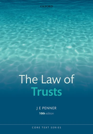 The Law of Trusts localized law