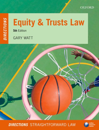 Equity & Trusts Law Directions cambridge english empower advanced student s book c1