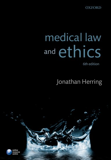 Medical Law and Ethics cases materials and text on consumer law