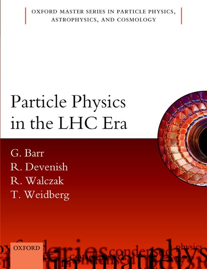 Particle Physics in the LHC Era text book of plasma physics
