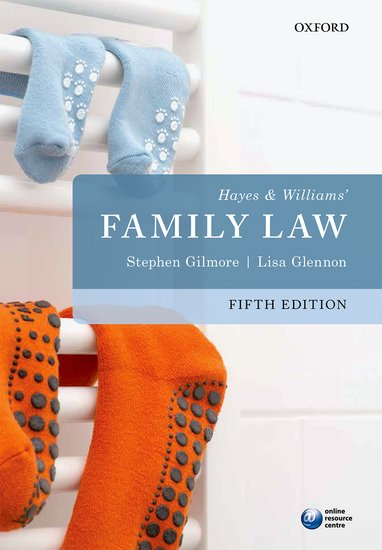 Hayes & Williams' Family Law overcoming law