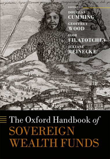 The Oxford Handbook of Sovereign Wealth Funds christian szylar handbook of market risk