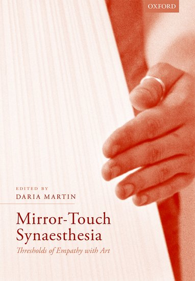 Mirror-Touch Synaesthesia duncan bruce the dream cafe lessons in the art of radical innovation