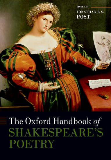 The Oxford Handbook of Shakespeare's Poetry the oxford handbook of secularism