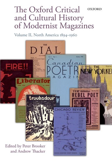 The Oxford Critical and Cultural History of Modernist Magazines exiles
