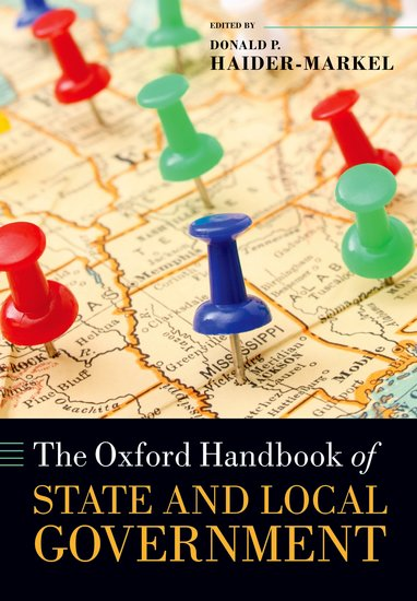 The Oxford Handbook of State and Local Government the oxford handbook of secularism