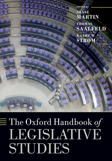 The Oxford Handbook of Legislative Studies duncan bruce the dream cafe lessons in the art of radical innovation