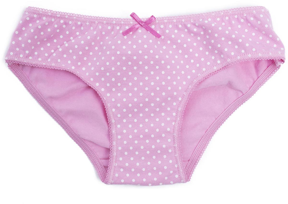 Трусы для девочек PlayToday Baby, цвет: светло-розовый, 3 шт. 188080. Размер 92/98188080Трусы выполнены из натурального хлопка. Аккуратные швы не вызывают неприятных ощущений. В качестве декора использованы яркие принты.
