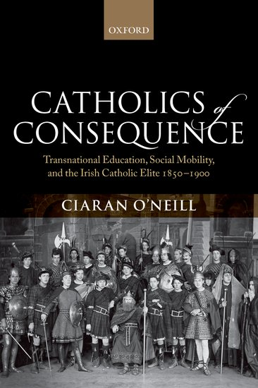 Catholics of Consequence elite science education arts of the new millennium
