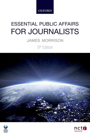 Essential Public Affairs for Journalists journalists and online communities