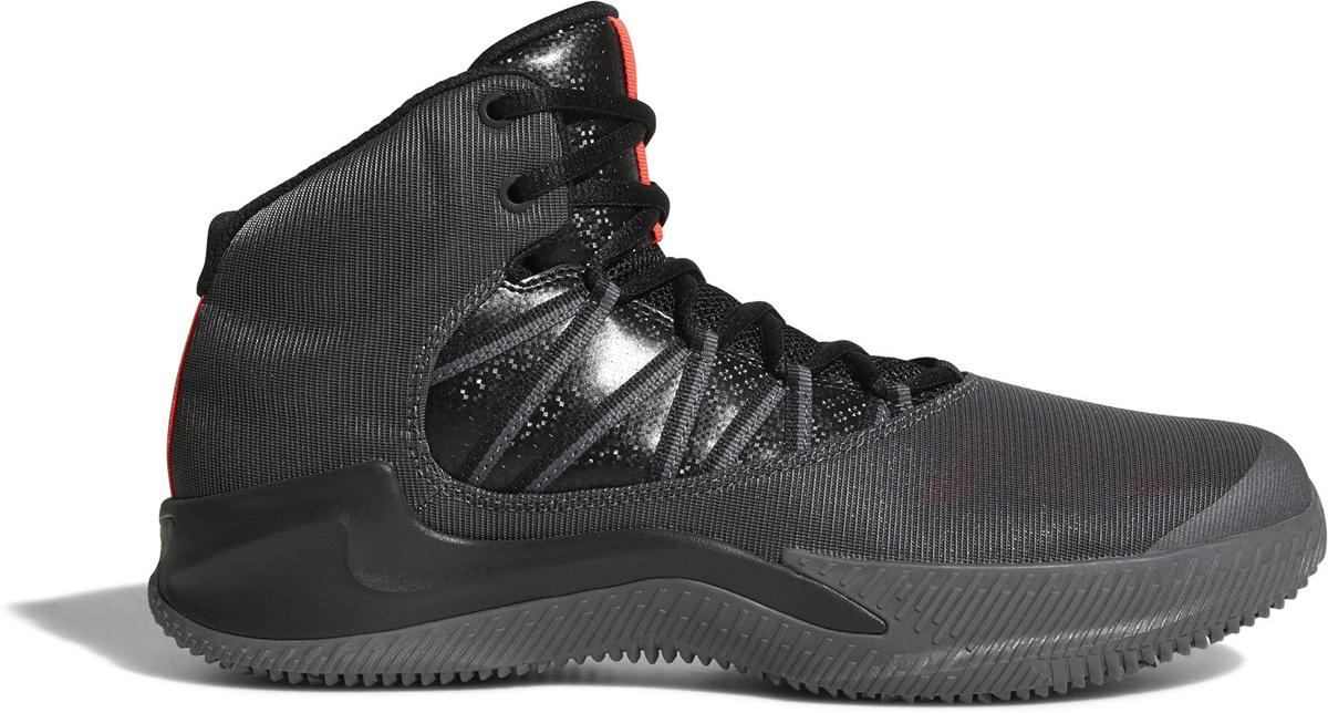 Кроссовки баскетбольные мужские Adidas Infiltrate, цвет: черный. CG4806. Размер 6,5 (38,5)CG4806Баскетбольные кроссовки для тех, кто не привык уступать. Модель с дышащим сетчатым верхом, мягким голенищем из пенного материала и плетеными вставками для улучшенной фиксации. Вставка Adiprene+ в передней части стопы обеспечивает превосходную амортизацию для активной игры до конца матча.Верх из крупной сетки для максимальной вентиляцииПенная вставка в голенище для дополнительного комфортаВставка Adiprene+ в передней части подошвы увеличивает силу и эффективность отталкиванияПлетеные вставки для улучшенной фиксацииУдобная текстильная подкладкаЗубчатая подошва для лучшего сцепления с поверхностьюОсновные материалы: верх из текстиля и синтетических материалов; текстильная подкладка; резиновая подошва