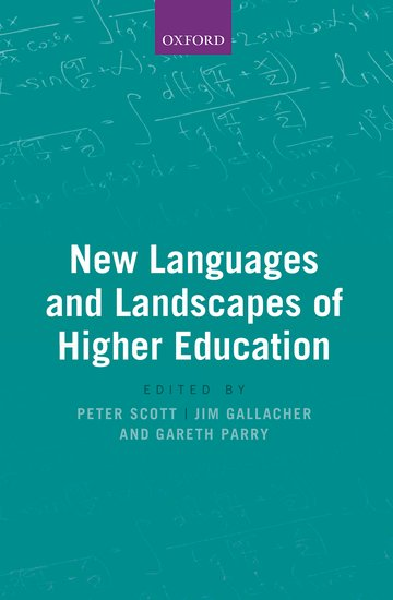 New Languages and Landscapes of Higher Education introduction to the languages of the world