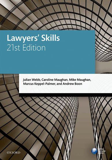 Lawyers' Skills court and legal skills