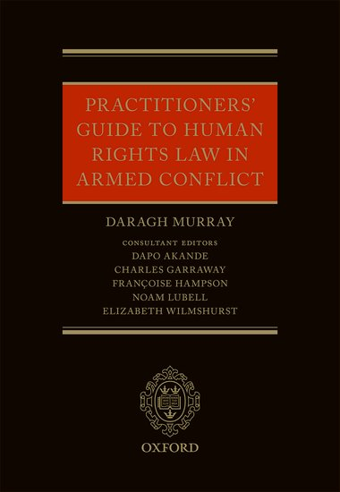 Practitioners' Guide to Human Rights Law in Armed Conflict human elephant conflict mitigation initiatives