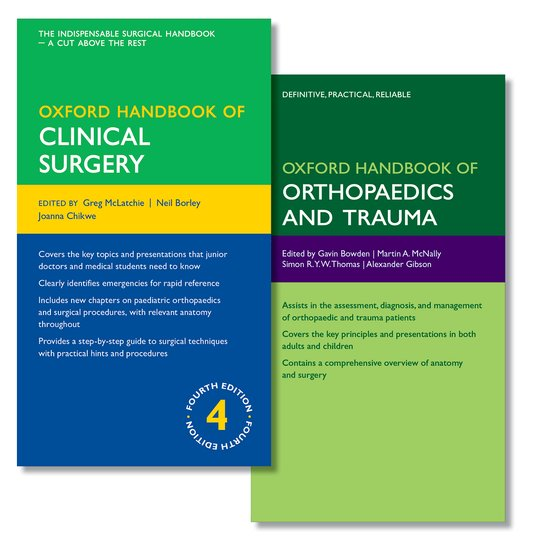 Oxford Handbook of Clinical Surgery and Oxford Handbook of Orthopaedics and Trauma the oxford handbook of secularism
