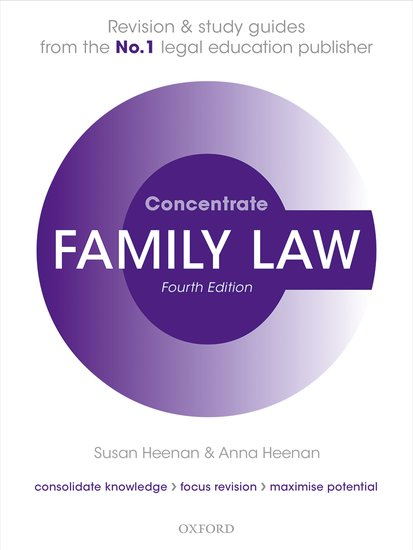 Family Law Concentrate cases materials and text on consumer law