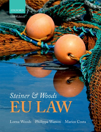 Steiner & Woods EU Law отсутствует banking law and practice