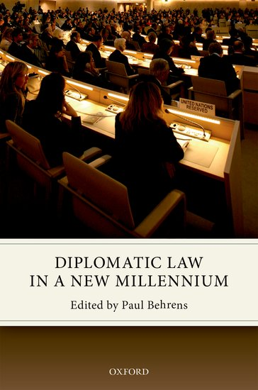 Diplomatic Law in a...
