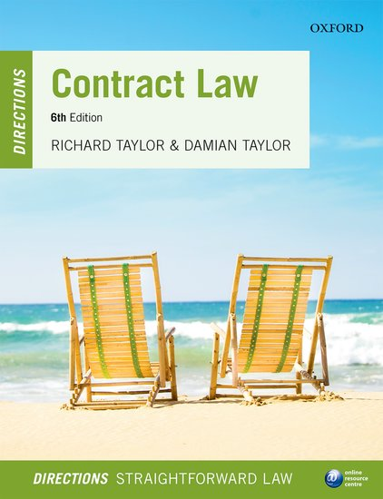 Contract Law Directions scott burnham j contract law for dummies
