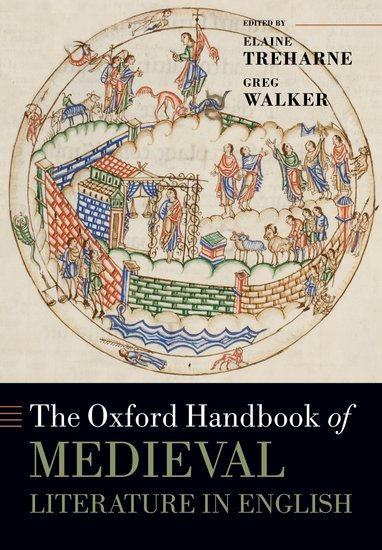 The Oxford Handbook of Medieval Literature in English the stylistic identity of english literary texts